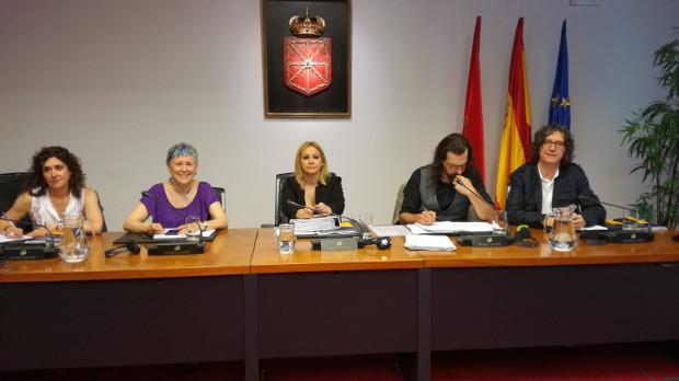 Fran del Buey Fernández, Carmen Rey Porcel, Xavier Puig Santulària, Marisa Aristu Areogapita, Olga Beortegui Martínez,